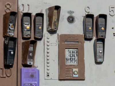 What To Do with Old Intercom system