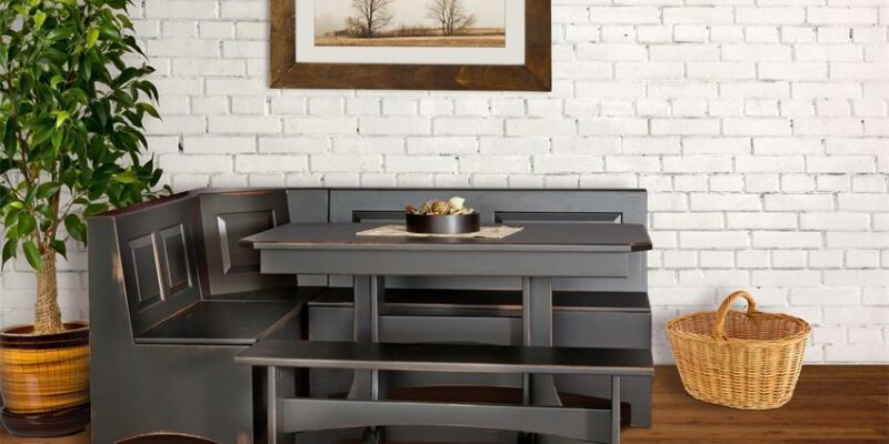 What to Do With Unused Breakfast Nook