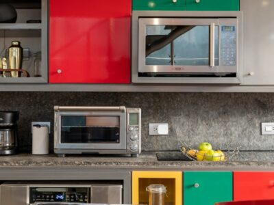 How to Install Over The Range Microwave Without a Cabinet