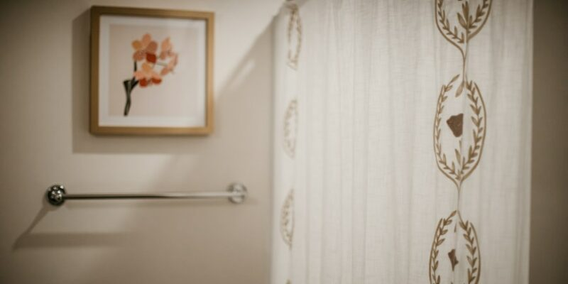 Can You Wash a Shower Curtain With Magnets?