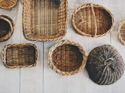 What to do with those longaberger baskets