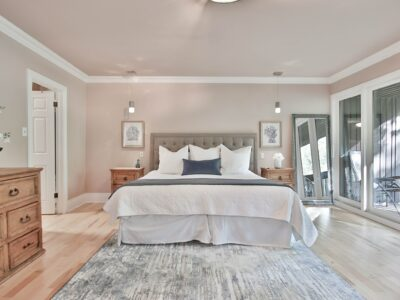 Can a Bedroom Have Two Doors?