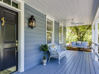 How To Add Depth To A Flat Front House