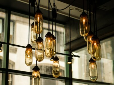 How To Keep Glass Light Fixtures From Getting Foggy