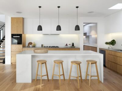 Are Two-tier Kitchen Islands Out of Style?