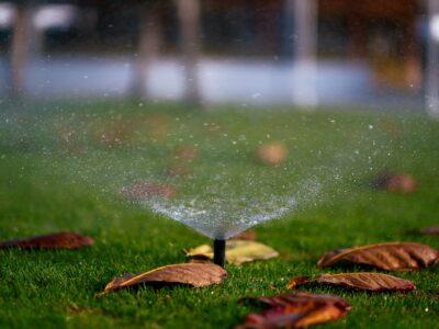 Rain Bird Sprinkler System Won't Turn on